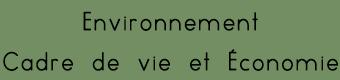 commission environnement Eyragues