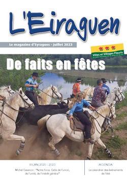 bulletin municipal d'Eyragues l'Eiraguen