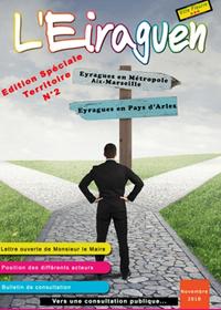 eiraguen, bulletin municipal