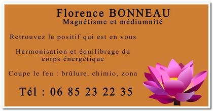 Florence Bonneau Magnétiseur