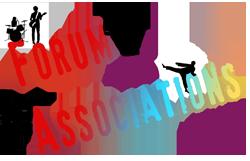 logo forum des associations Eyragues