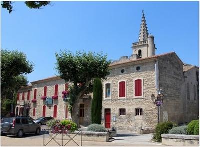 Salle Baudile Lagnel à la location sur Eyragues