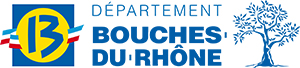 logo des Bouches du Rhône