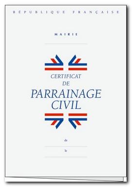 parainage civil