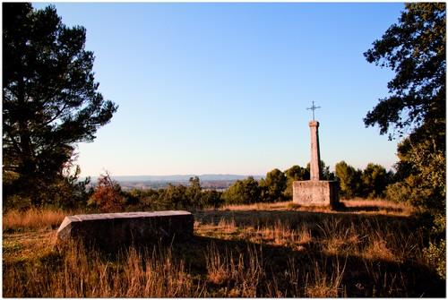 Plateau de la Gardy à Eyragues