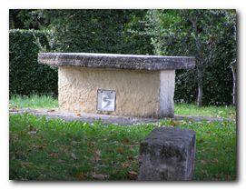 sarcophage paléo-chrétien Eyragues
