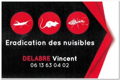 Vincent Delabre Eradication de nuisibles Eyragues