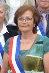 Yvette POURTIER, 2ème adjointe au Maire d'Eyragues
